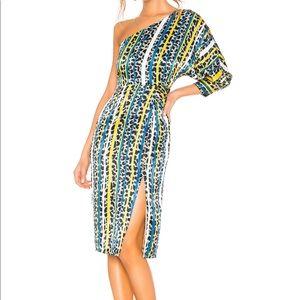 House of Harlow 1960 x Revolve dress